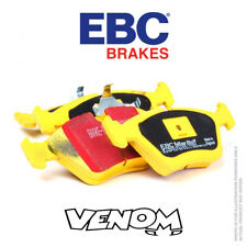 EBC YellowStuff Rear Brake Pads for Opel Vectra A 2.0 SRi 130 88-91 DP4761R