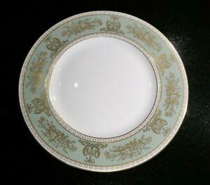 Beautiful Wedgwood Columbia Sage Green Dinner Plate