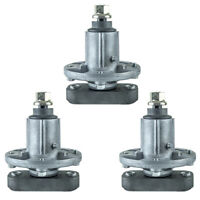"""Spindle Assembly Replaces John Deere GY20785 GY20050 42"""" 48"""" Deck (3 Pieces)"""