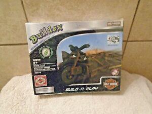 Buildex Build-N-Play Harley Davidson Armed Forces Motorcycle, 20376