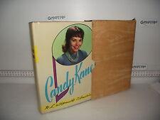 LIBRO Janet Lambert CANDY KANE L'usignolo d'America ed.1966 Trad.L.F.Guicciardi