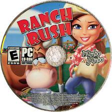 Ranch Rush (PC CD-ROM, 2008 Mumbo Jumbo)