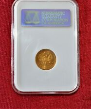 1902 MS65 AP Russia 5R (Rubles) Gold Coin NGC Certified Gem - PQ