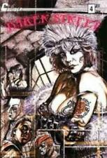 "Caliber Comics - Baker Street: ""Honour Among Punks"" No. 4 Nov. 1989"