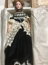 Franklin Mint Scarlett Ohara White Stockings fits 12-16in dolls tricot hose OOP