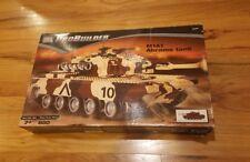 M1A1 Abrams Tank Mega Bloks ProBuilder BRAND NEW SEALED #9734