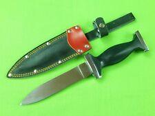 Vintage German Germany Style Rostfrei Boot Fighting Knife & Sheath