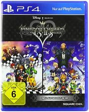 Ps4 Disney Micky Kingdom Hearts HD 1.5/2.5 Remix sealed nuevo