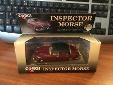 Corgi 96682 Inspector Morse Jaguar MkII - 1st Issue - Boxed