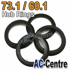 73.1mm 60.1mm WHEEL HUB CENTRE SPACER HUB CENTRIC RING POLYCARBONATE?