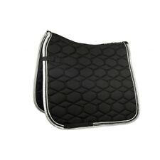 HKM 9125 Schabracke -crystal Fashion- schwarz Dressur