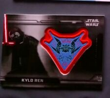 Starwars Rise of Skywalker S1 KYLO REN PATCH #PC-TF - Bonus Cineworld Promos UK