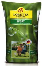 Loretta Sport Rasen 10 kg für ca.500 m²  Rasensamen, Grassamen