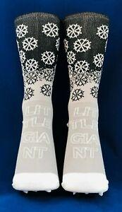 Little Giant Apparel - Socks - FEYd to BLAk (7 inch cuff)