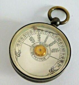 Antique Damp Detector Scientific Instrument