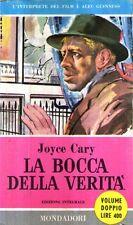 MU8 La bocca della verità cary Mondadori 1958