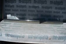 1994-1996 CADILLAC DEVILLE CONCOURS REAR BUMPER CENTER MOLDING MOULDING 3544935