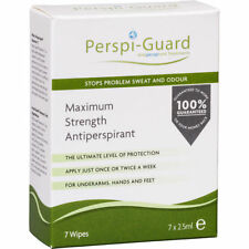 Perspi-Guard Wipes Deodorants & Anti-Perspirants