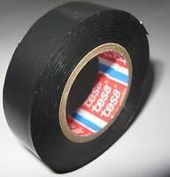 20m x 19mm TESA Isolierband für Elektroarbeiten kfz Band Selbstklebend Iso Band