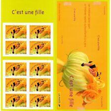 Bande Carnet BC3634 / BC40 - C'est une fille (Anne Gedes) - Bébé abeille - 2004