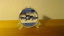 US AIR FORCE F-4U CORSAIR UNIQUE challenge coin C104