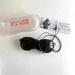Vuarnet Glacier Sunglasses PX5000 Climbing Mountaineering Skiing Shield Glasses