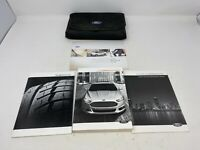 2016 Ford Fusion Owners Manual Handbook Set with Case OEM Z0B0735