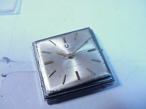 Vintage Universal Geneve Automatic Watch Movement & Dial