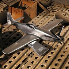 Authentic Models Mustang model plane Aluminium