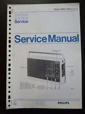 Original Service Manual  Philips  Radio 90RL750