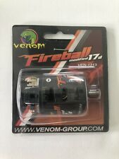 Vintage Venom Fireball Modified 17d Brushed Racing Motor - Packaging - Rare
