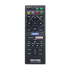 New Sony Replacement Remote for  Sony BDP-S7200, BPD-S1200, BPD-S1200CA