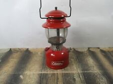 COLEMAN LANTERN 200 RED  DATED 6 -  68  NO RESERVE