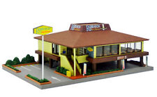 Tomytec (Building 146) Town Restaurant A (Waterfront Restaurant) 1/150 N scale