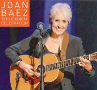 Joan Baez - 75th Birthday Celebration 2CD + DVD Box-Set NEU OVP