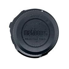 Metabones EF MFT mount T Speed Booster XL 0.64x
