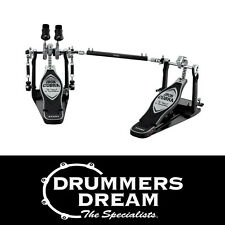 New TAMA Iron Cobra  Double Kick Pedal LEFT Sided HP900PWLN Power Glide