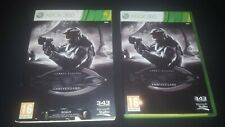 Xbox 360 Halo Combat Evolved Anniversary Complete in box CIB Good shape game
