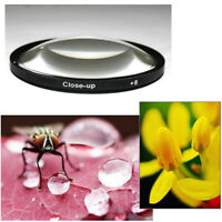 Close-up Photography Photo Lens Filter Diameter 58mm / +8