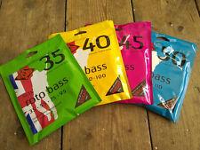 Rotosound BASS Long Scale Bass Guitar Strings - Choice of 4 gauges