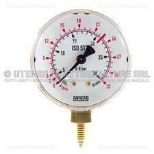 GCE BASECONTROL Riduttore di pressione per argon e argon//co2 con 2 manometri