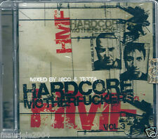 Hardcore Motherfuckers vol.3 Mixed by Nico & Tetta (2004) CD NUOVO Lancinhouse