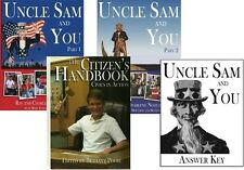 Notgrass - Uncle Sam and You Curriculum Package NEW