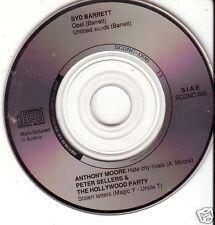 """SYD BARRET u.a. """"OPEL u.a."""" 4 Track 3 Inch Maxi CD"""