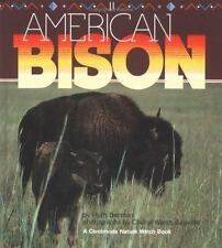American Bison (Nature Watch)-ExLibrary