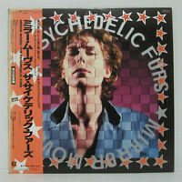 THE PSYCHEDELIC FURS - MIRROR MOVES LP 1984 JAPAN PRESS VINYL R.E.M. w/ obi