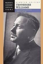 Tennessee Williams (Modern Critical Views), Good Condition Book, , ISBN 97807910