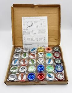 Lot of 30 Assorted New NED Kids Specialty YoYos in Various Styles -BBR2348