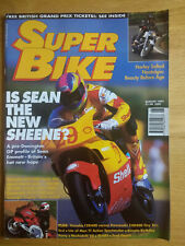 SuperBike Magazine - AUG 1993 - FZR400 - ZXR400 - GTS1000 - ST1100 - GSX1100F