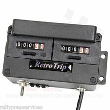 Brantz Retrotrip 2 Classique Rally Trip Meter COMPETITION RACE RALLY OFF ROAD